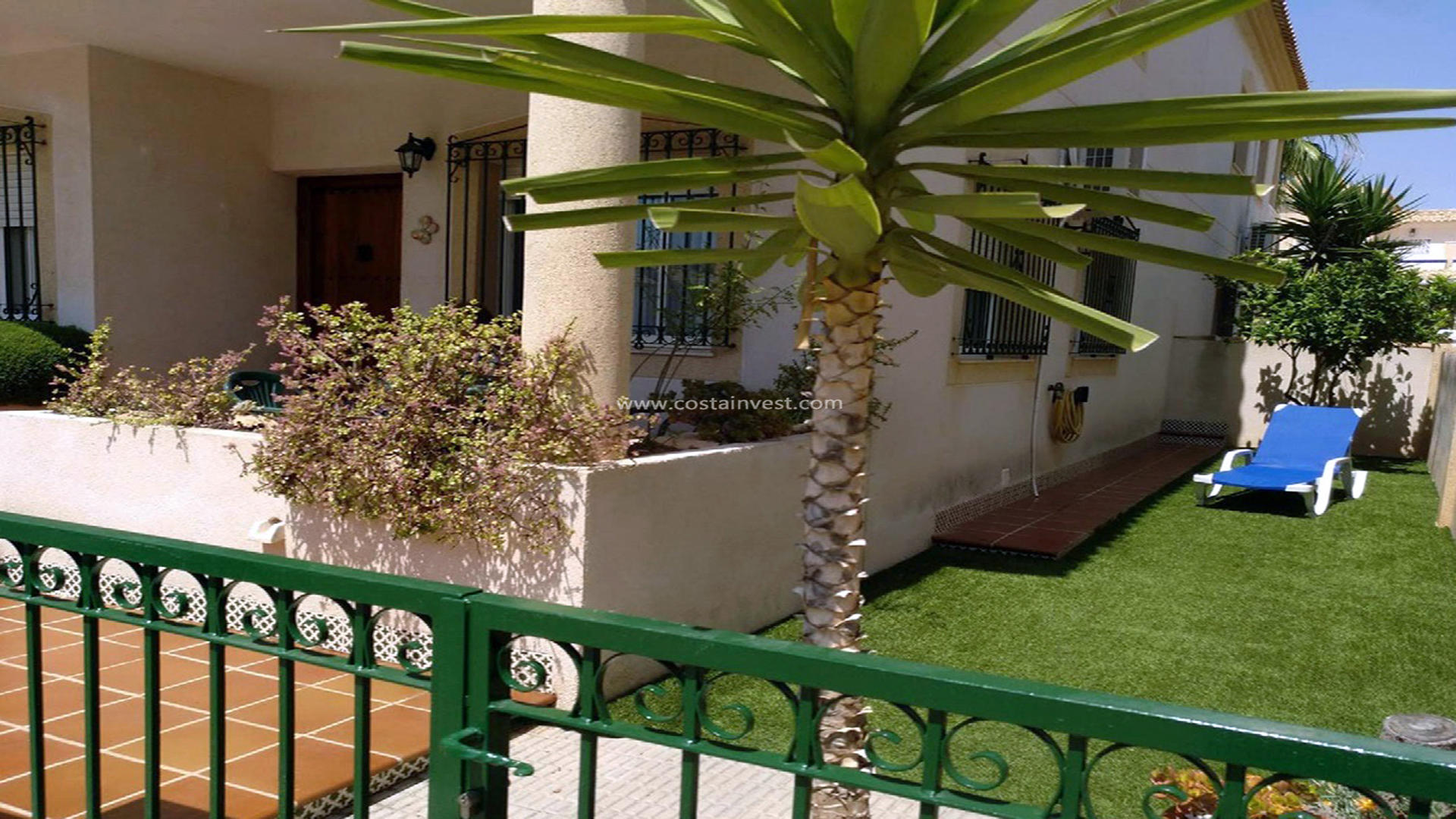 Bungalow -                                       Orihuela Costa -                                       2 bedrooms -                                       6 persons