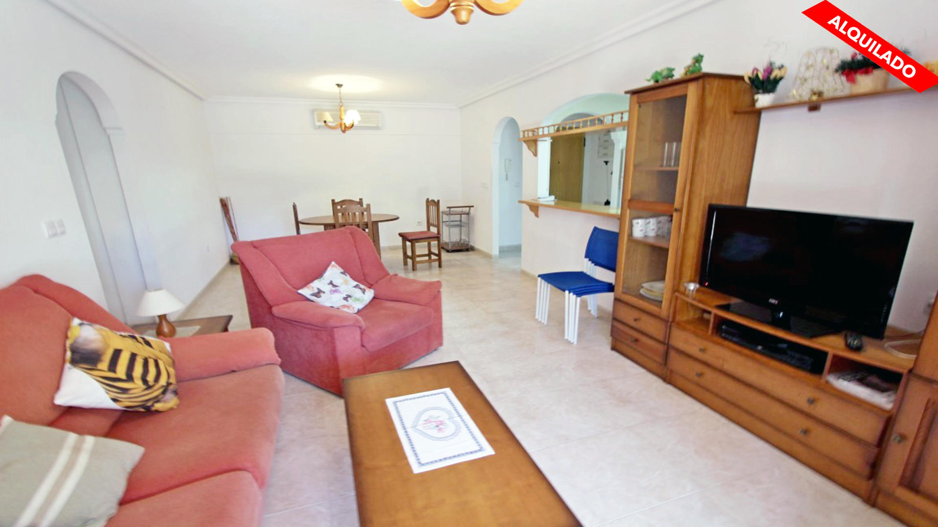 Apartment -                                       Orihuela Costa -                                       2 bedrooms -                                       4 persons