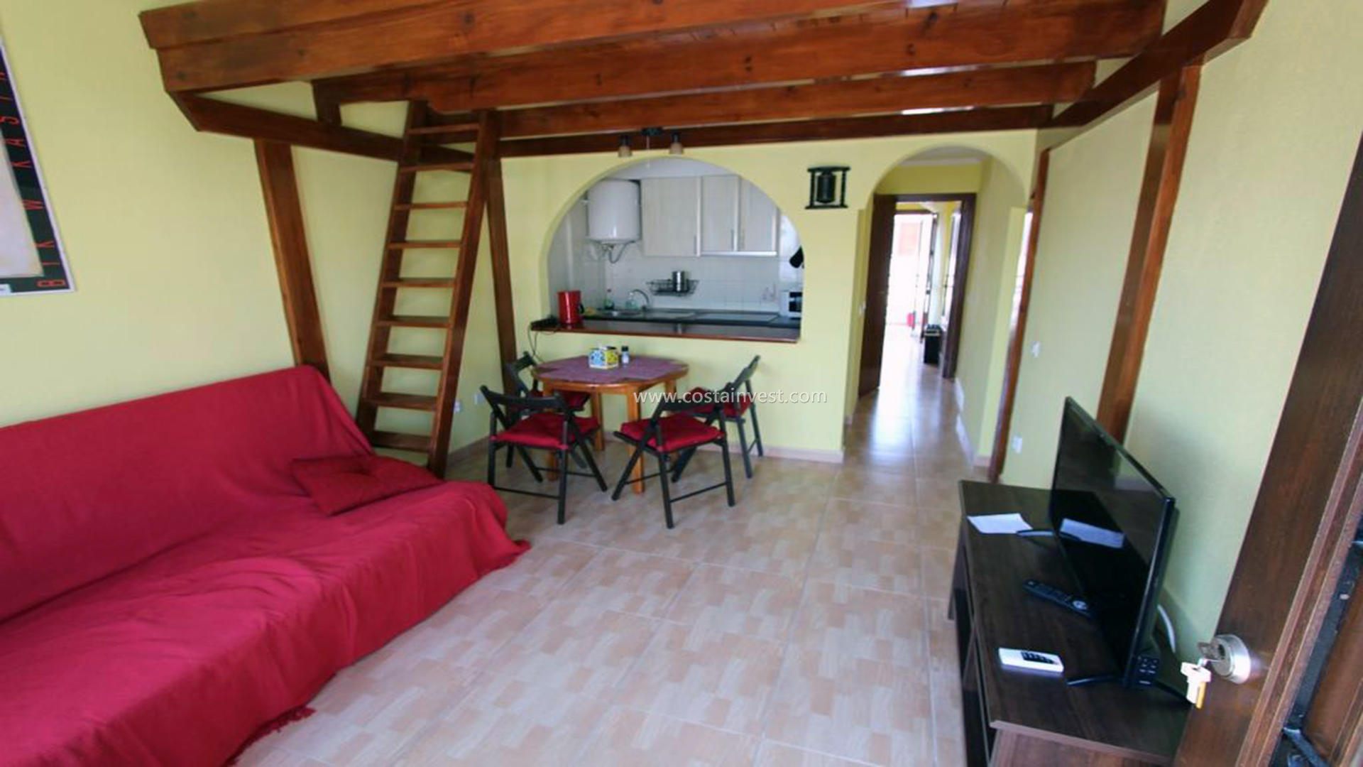 Bungalow -                                       Torrevieja -                                       1 bedrooms -                                       2 persons