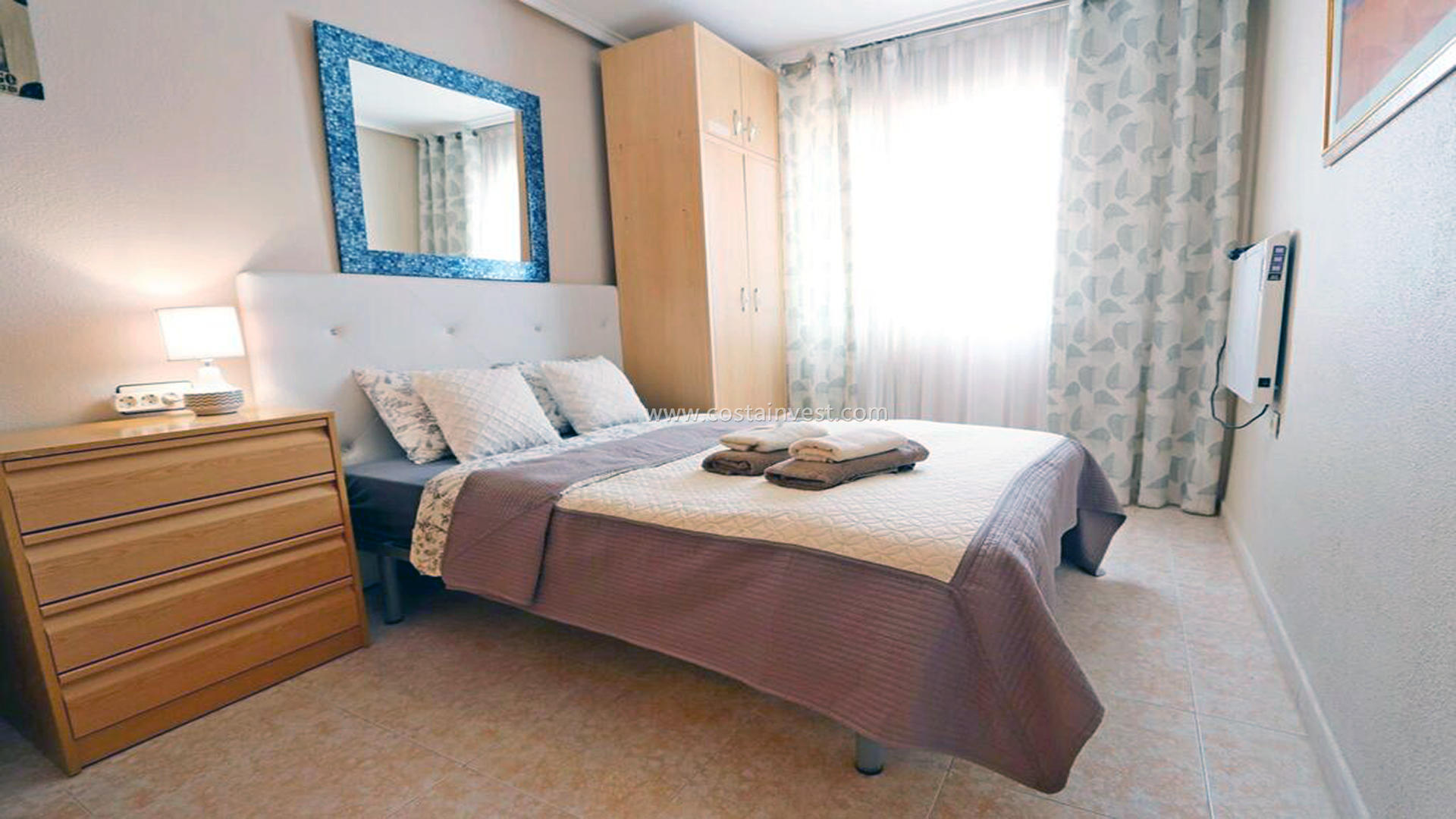 Bungalow -                                       Torrevieja -                                       2 bedrooms -                                       4 persons