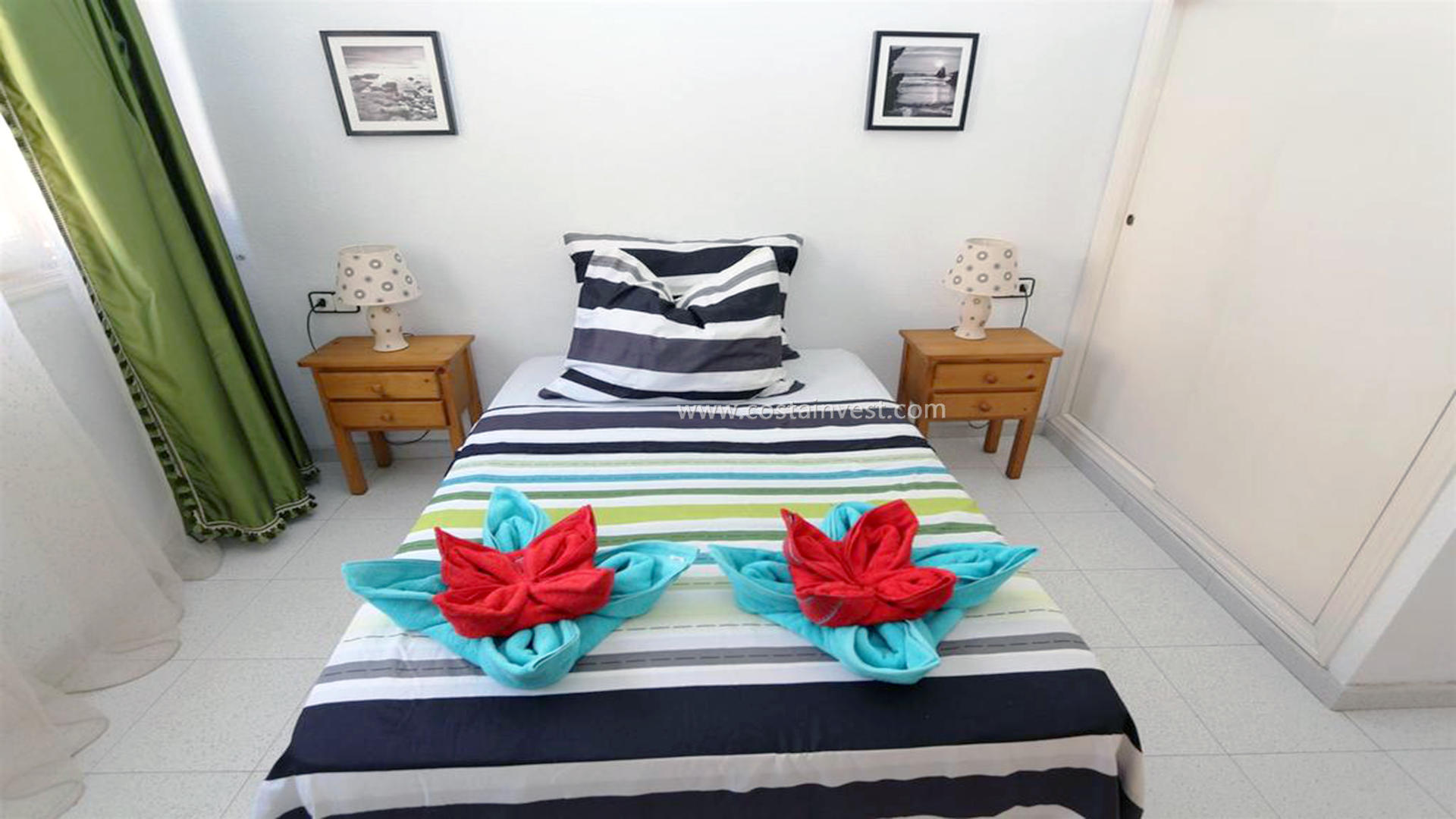 Apartment -                                       Torrevieja -                                       1 bedrooms -                                       4 persons