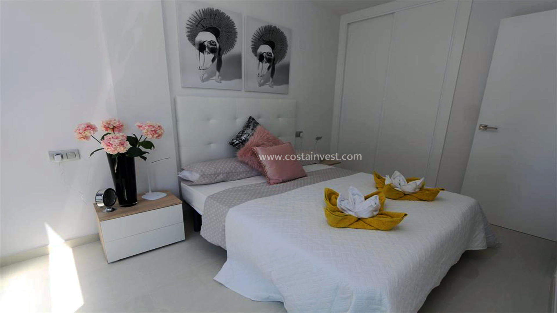 Apartment -                                       Torrevieja -                                       2 bedrooms -                                       4 persons