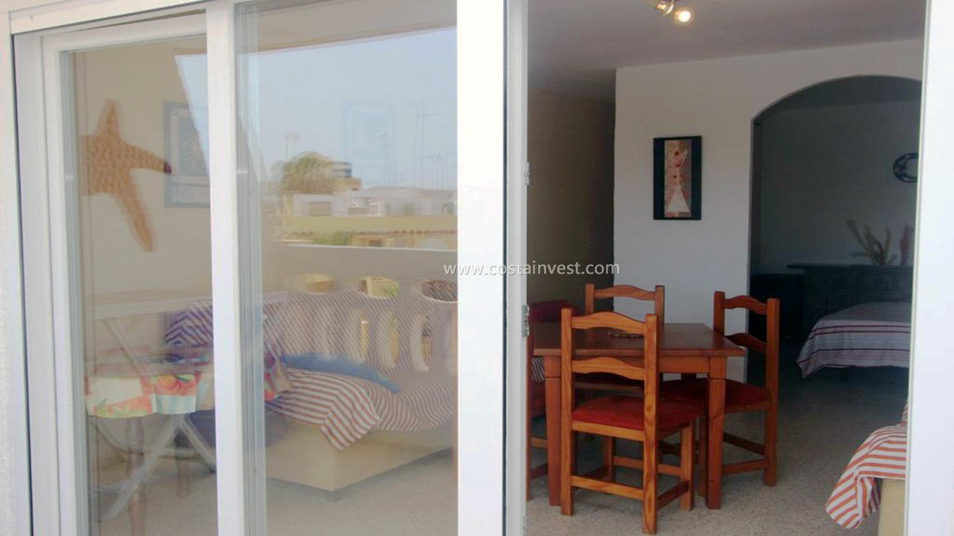 Studio -                                       La Mata -                                       0 bedrooms -                                       4 persons