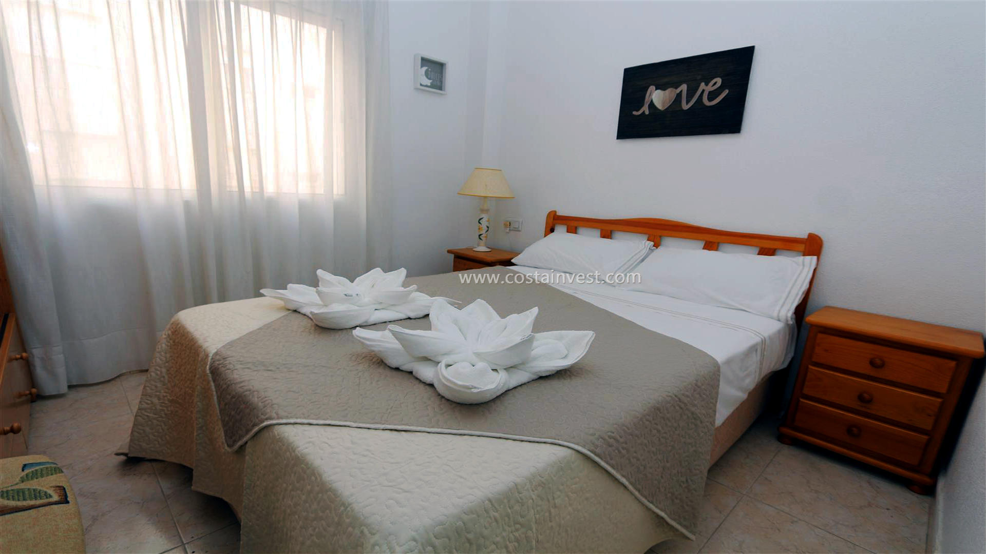 Apartment -                                       La Mata -                                       2 bedrooms -                                       4 persons