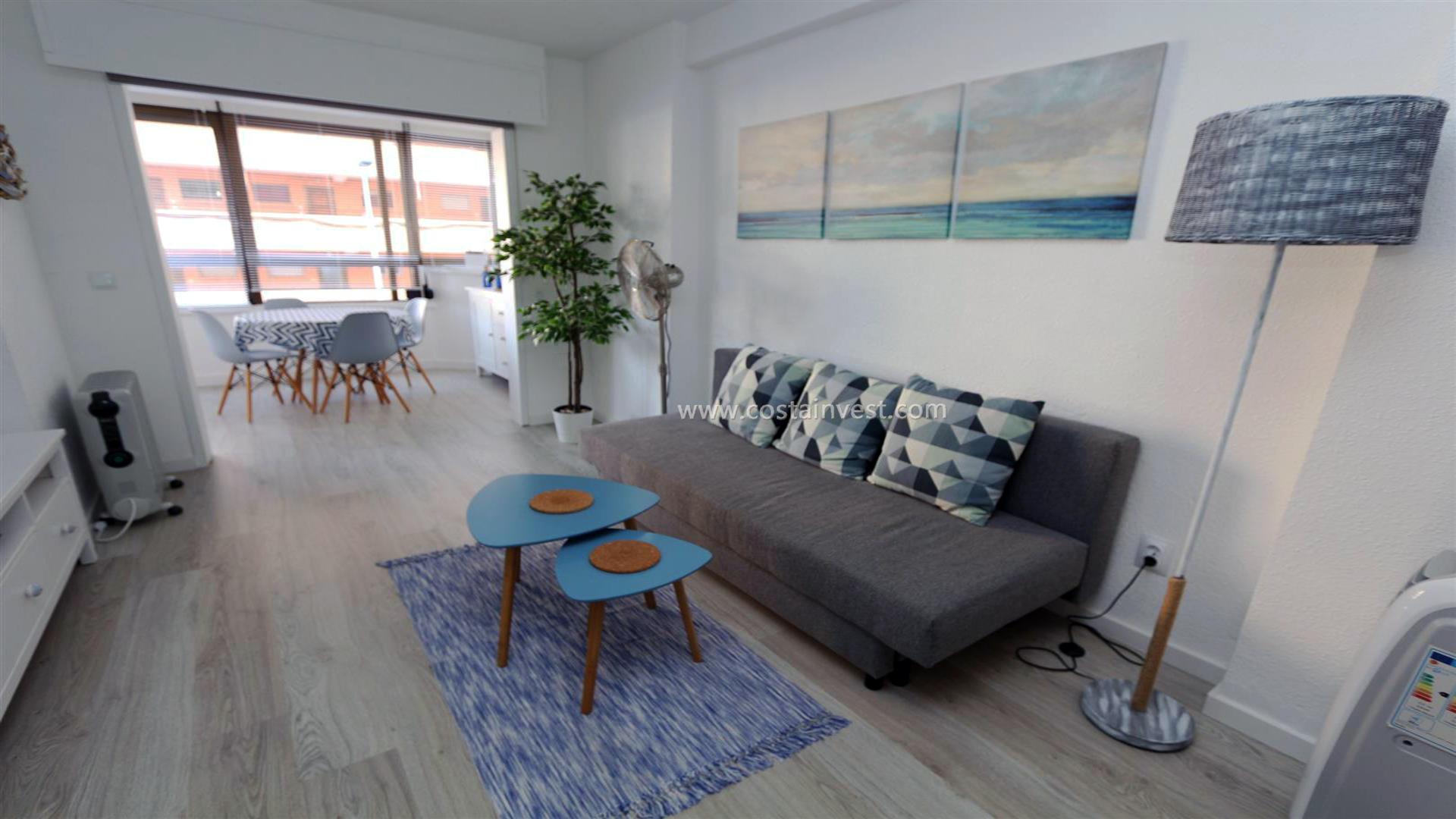 Apartment -                                       La Mata -                                       2 bedrooms -                                       4 persons