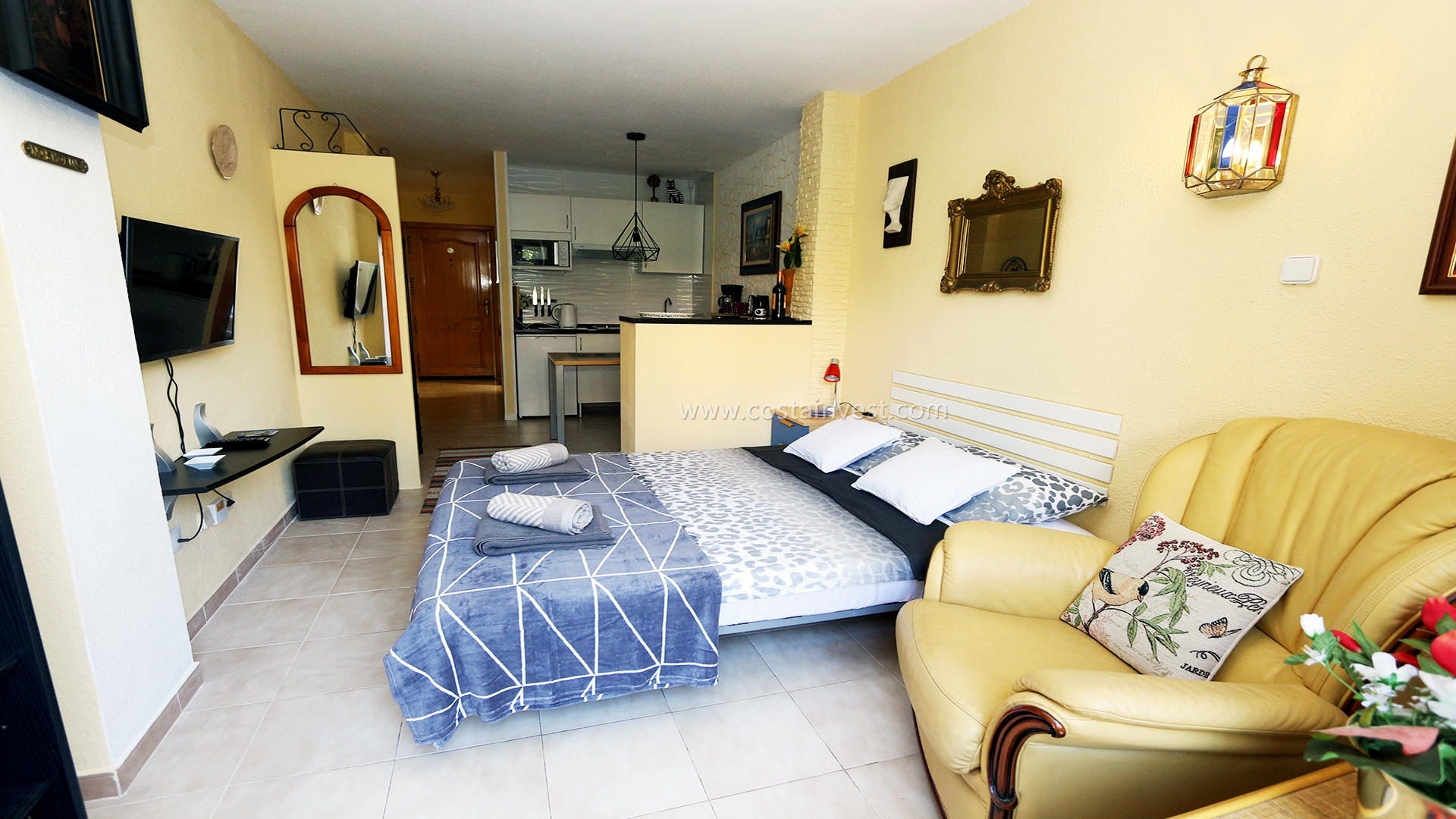 Studio -                                       La Mata -                                       0 bedrooms -                                       2 persons