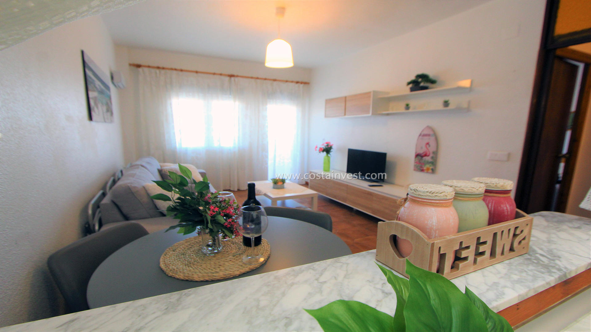 Apartment -                                       Orihuela Costa -                                       1 bedrooms -                                       6 persons