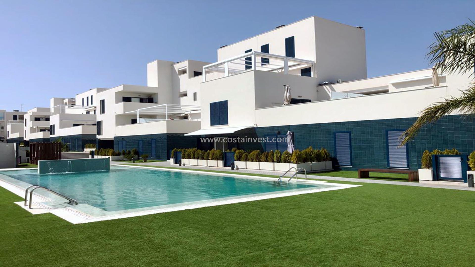 Apartment -                                       Orihuela Costa -                                       2 bedrooms -                                       4 persons